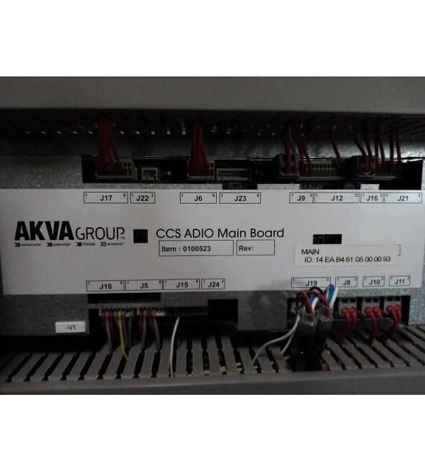 Akvasmart CCS Feed System